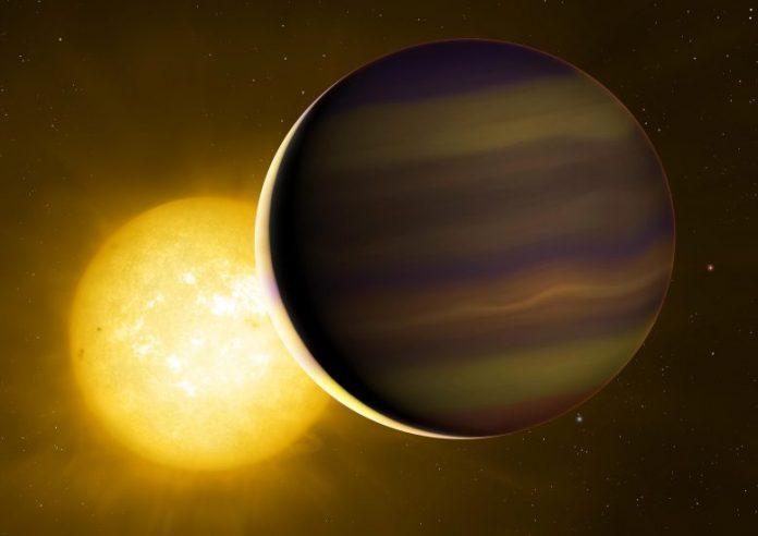 Exoplanet HD 209458b