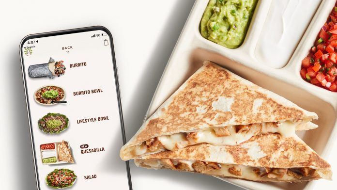 Chipotle's quesadillas bring in new customers, contribute to digital sales growth