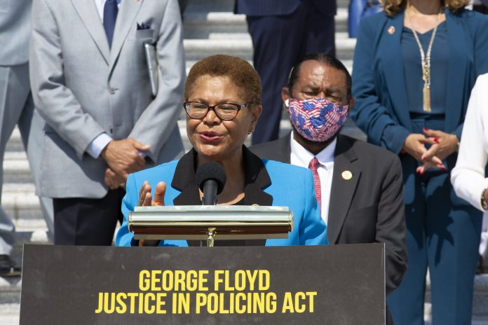 Congress to hold police reform legislation talk as George Floyd Act stalls