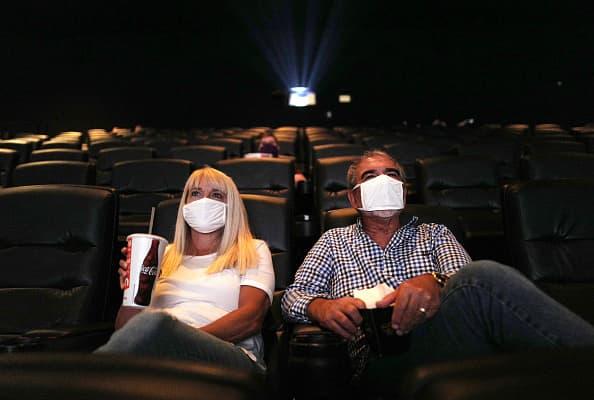 Covid won't 'kill off' movie theaters