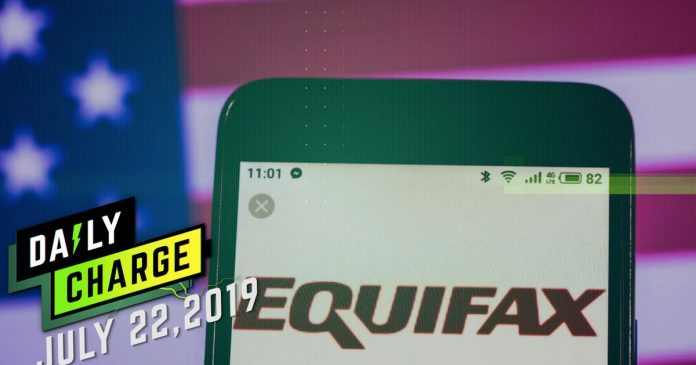 Equifax hit with $700 million fine for data breach, but is it enough? (The Daily Charge, 7/22/2019) - Video