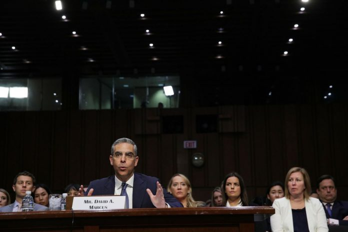 Senate Banking Committee Holds Hearing On Facebook's Proposed Crypto Currency