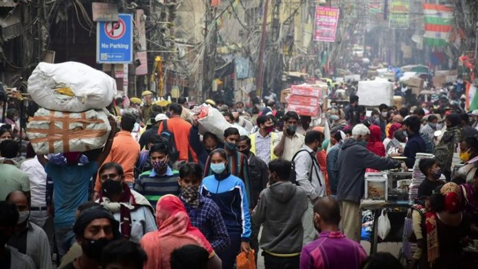 India faces Covid crisis as second wave sends infections spiraling