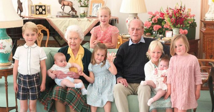 Royal family shares new Prince Philip photos ahead of funeral on Saturday
