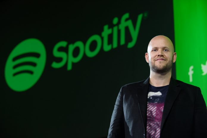 Spotify's Daniel Ek wants to buy Arsenal, says he has the funding