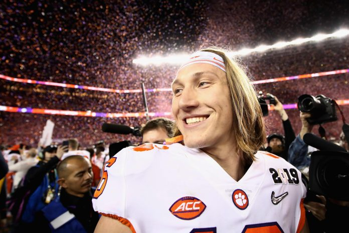 Trevor Lawrence reaches deal with Fanatics over memorabilia rights