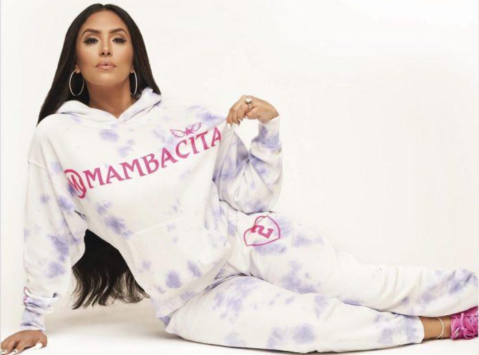 Vanessa Bryant, Kobe's widow, to launch Mambacita clothing line