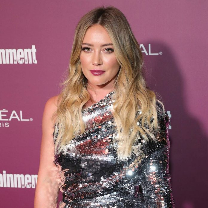 Why Hilary Duff Says She Was Uninterested in Having Sex While Pregnant - E! Online