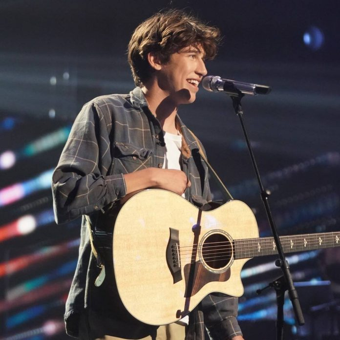 Wyatt Pike Breaks Silence After Unexpected American Idol Exit - E! Online