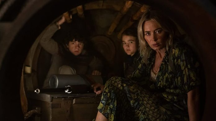 'A Quiet Place' sequel has highest pandemic opening weekend box office