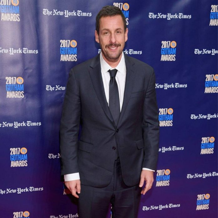 Adam Sandler Reacts to Viral Video of Him Getting Turned Away at IHOP - E! Online