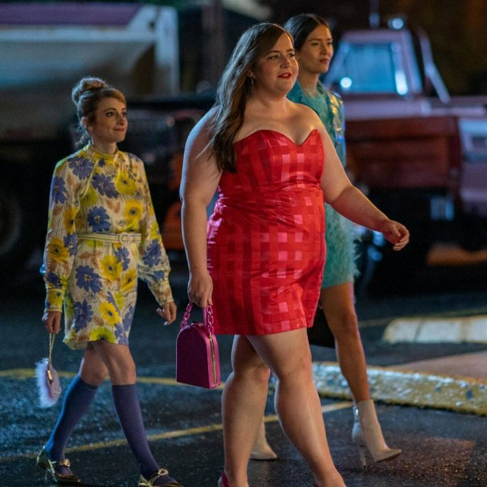 Aidy Bryant Reveals What's Become of Her Fierce Shrill Wardrobe - E! Online