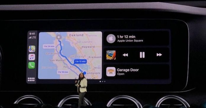 Apple WWDC 2019 gives CarPlay its biggest update yet