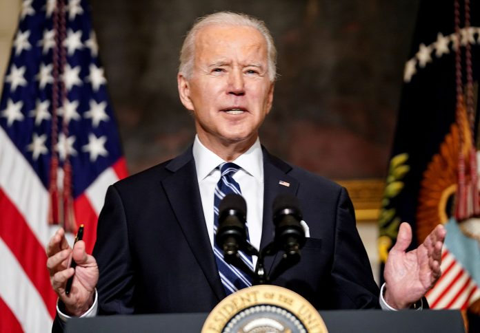 Biden's budget proposal calls for $36 billion to fight climate change