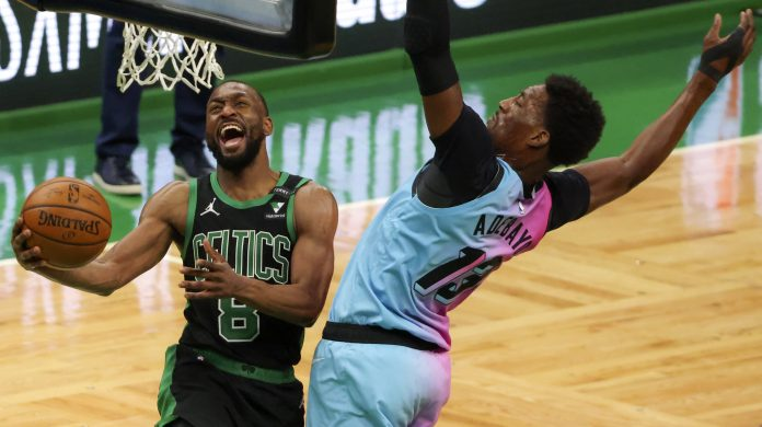 Boston Celtics' struggles don't worry jersey patch partner Vistaprint