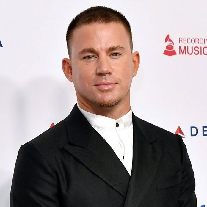 Channing Tatum Admits to Working Out for This NSFW Reason - E! Online