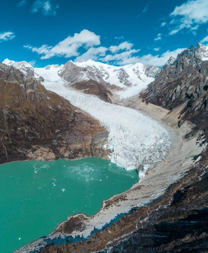 Himalayan Glacial Lake