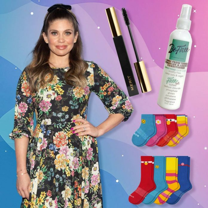 Danielle Fishel's Mother's Day Gift Guide Is Out of This World - E! Online
