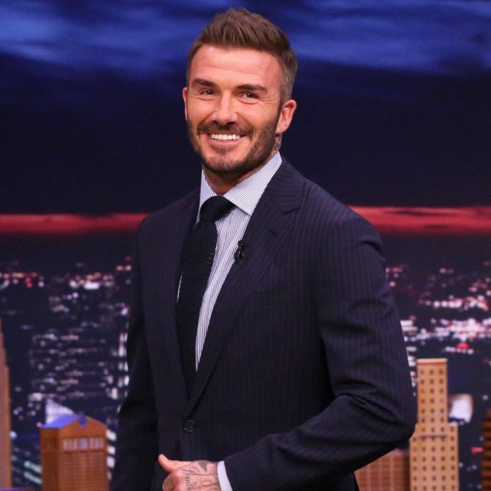 David Beckham Receives Love From His Family on 46th Birthday - E! Online