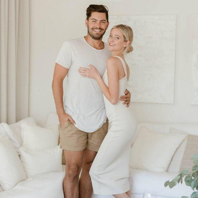 Dylan Barbour & Hannah Godwin Reveal Their Dream Living Room Makeover - E! Online