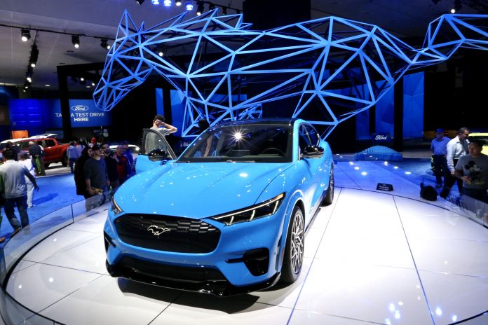 Ford could produce its own EV battery cells by 2025, executive says