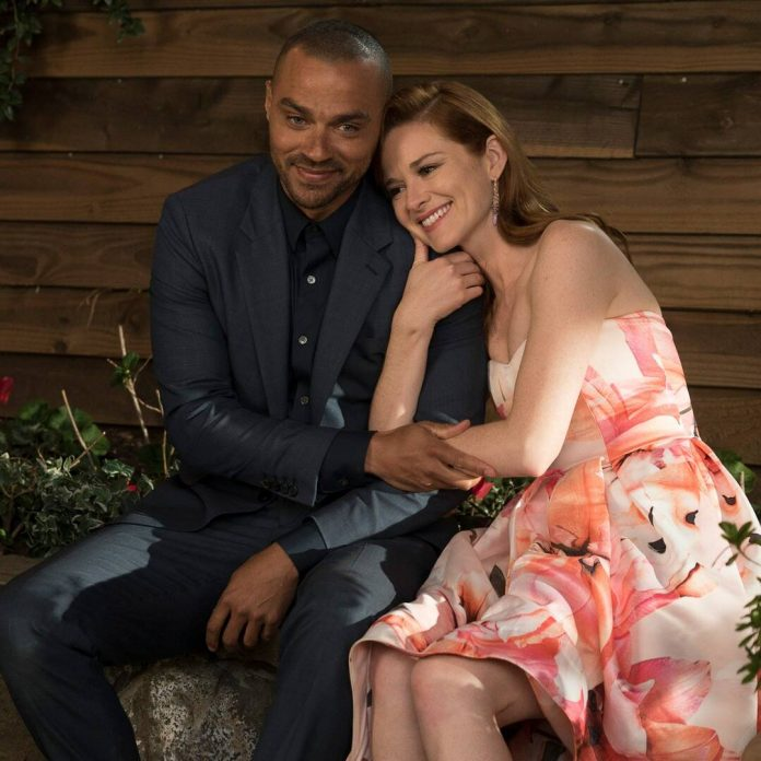 Grey's' April & Jackson Make a Huge Choice Just Before His Exit - E! Online