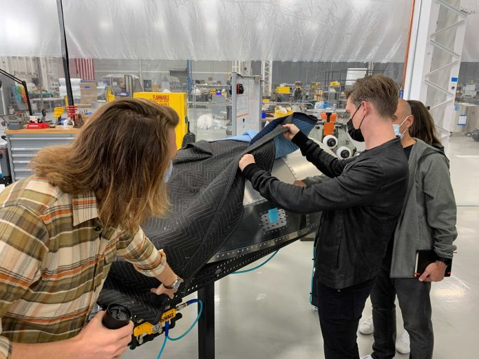 Inside Astra's rocket factory, as the company prepares to go public