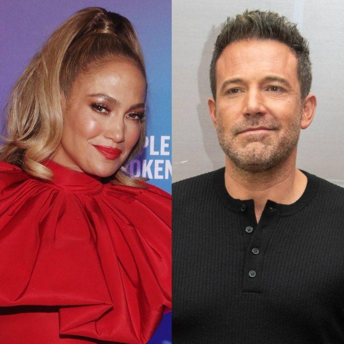 Jeopardy! Mentions Jennifer Lopez & Ben Affleck's Past Romance - E! Online