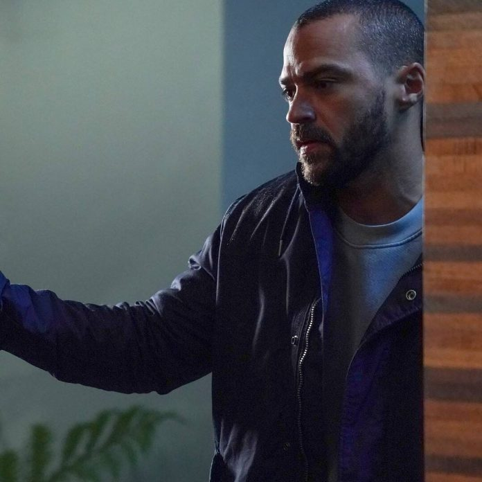 Jesse Williams Is Leaving Grey's Anatomy After 12 Seasons - E! Online