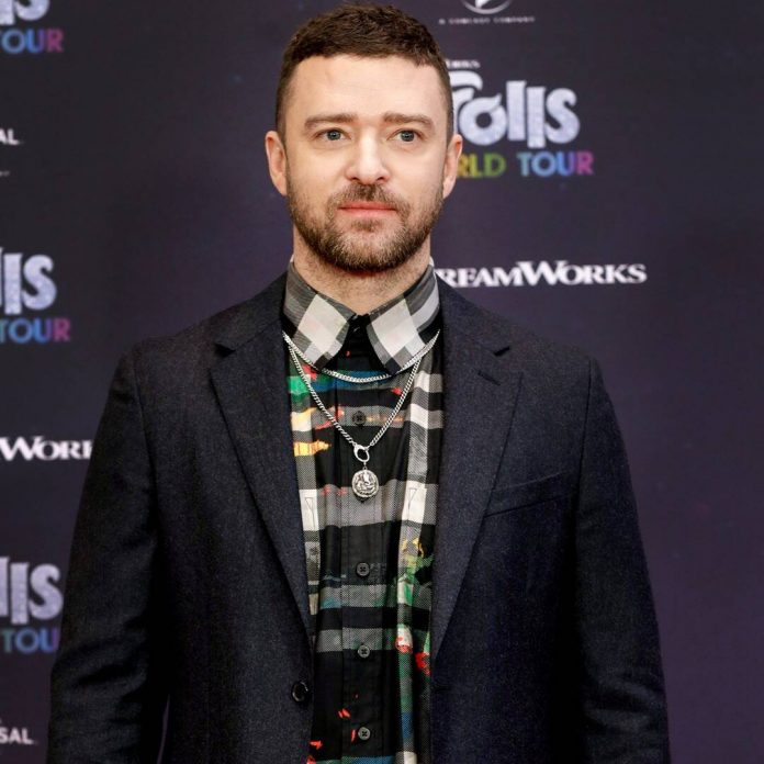 Justin Timberlake's Son Silas Is the Cutest Little Jedi - E! Online