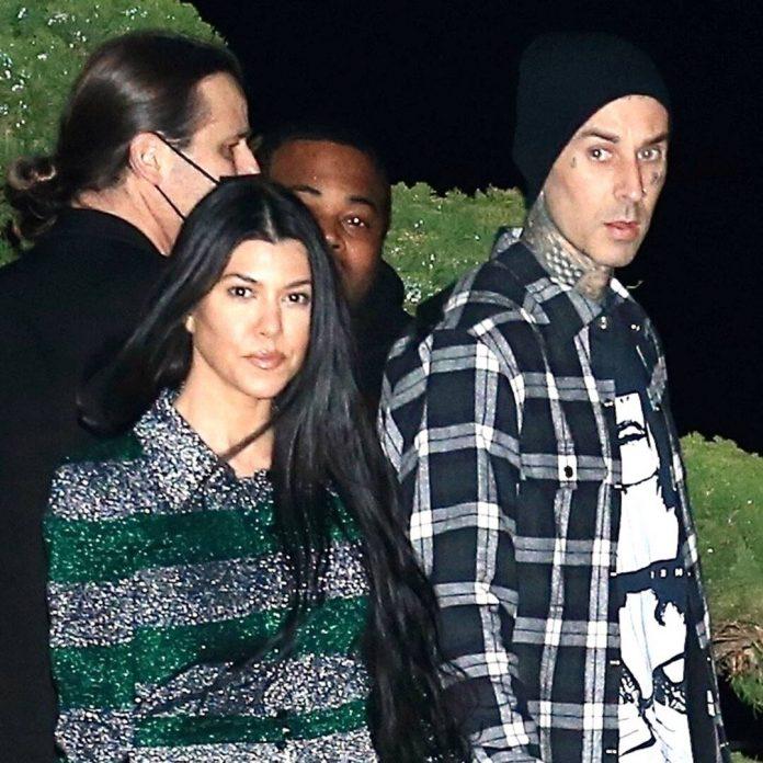 Kourtney Kardashian Denies Style Change Amid Travis Barker Romance - E! Online