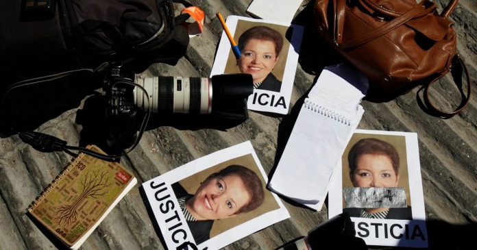 Mexico is deadliest country for journalists, who also face government harassment