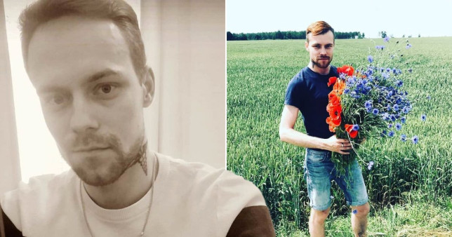 Paramedic burned to death in his own home because he was gay Pics: Normunds Kindzulis/Instagram