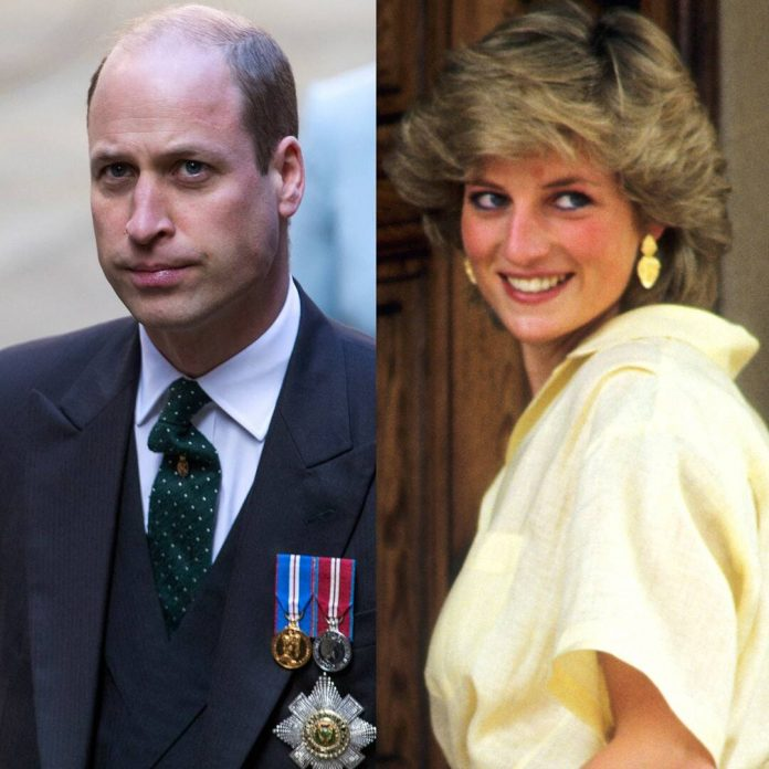 Prince William Recalls the Moment He Learned Princess Diana Died - E! Online