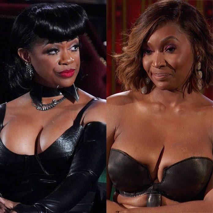 RHOA's Marlo Accuses Kandi of Starting the Strippergate Rumor - E! Online