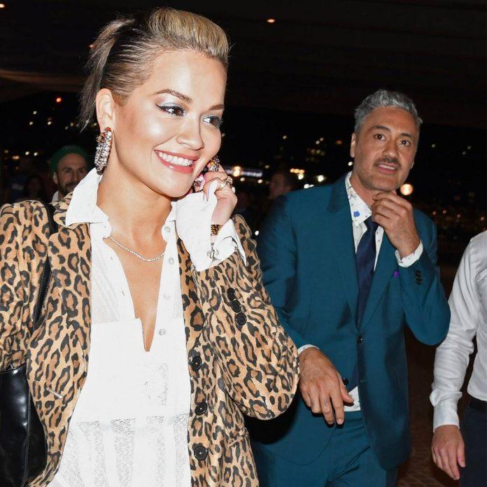 Rita Ora and Taika WaititI Fuel Romance Rumors After Attending Event - E! Online