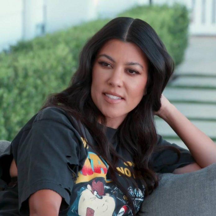 See Kourtney Kardashian React to Claims She Ended KUWTK - E! Online