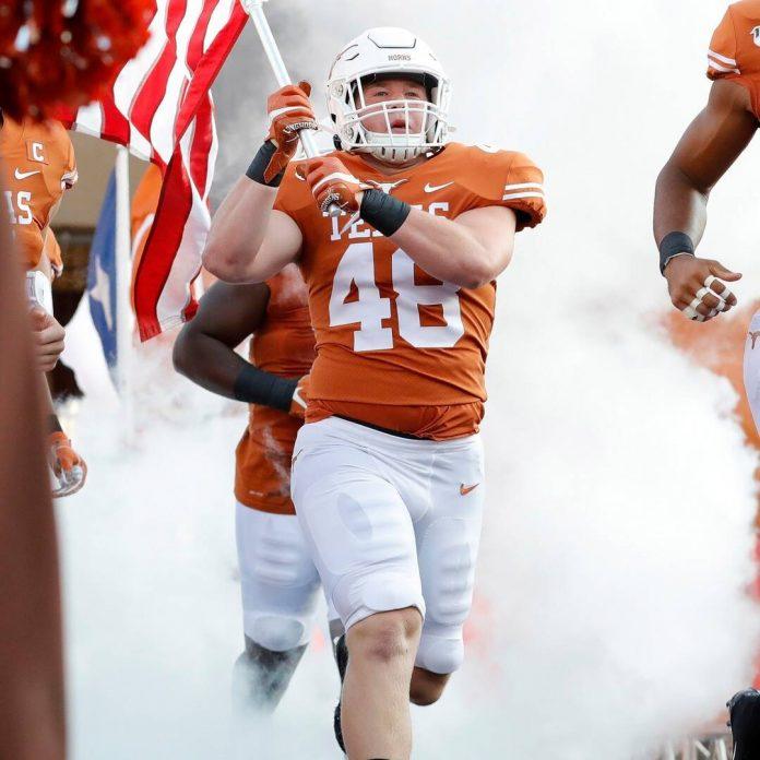 University of Texas Football Star Jake Ehlinger Dead at 20 - E! Online