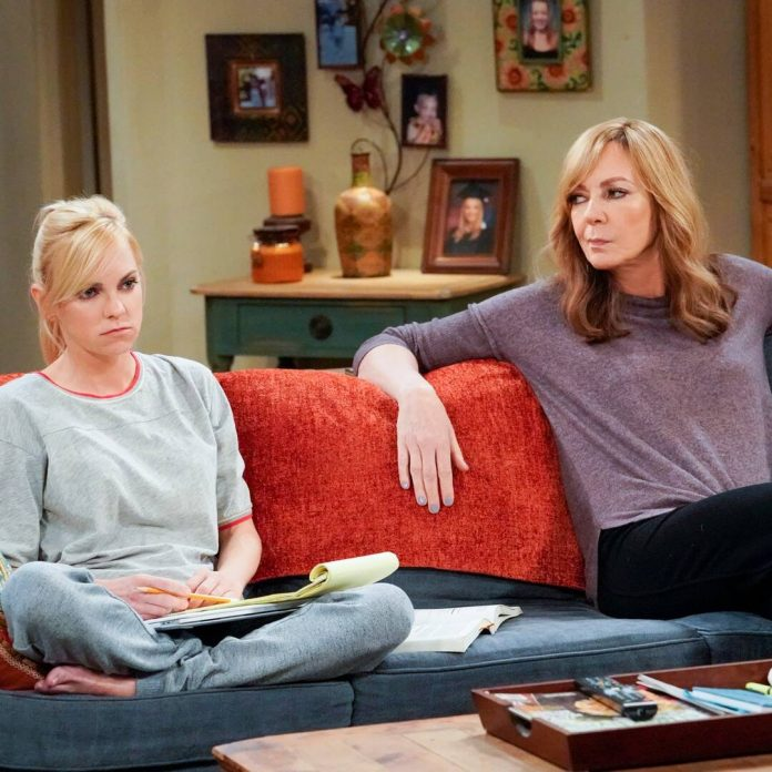 Why Anna Faris Didn't Appear on Mom's Series Finale - E! Online