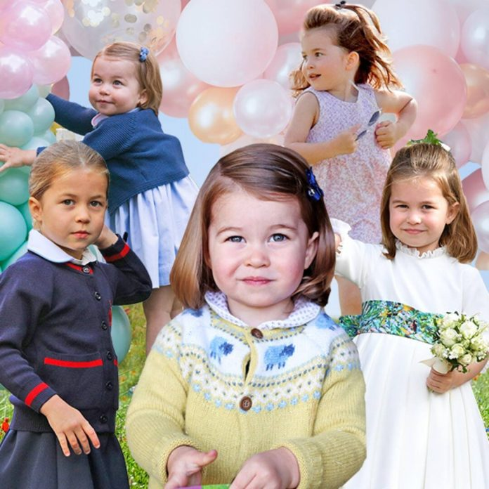 Why Princess Charlotte Will Never Be Your Average Spare Heir - E! Online