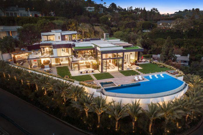 $87 million Bel-Air mansion debuts after seven-year renovation