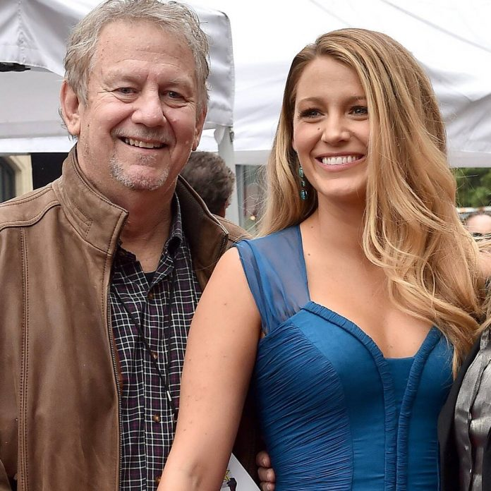 Blake Lively Shares Touching Tribute to Father Ernie After His Death - E! Online