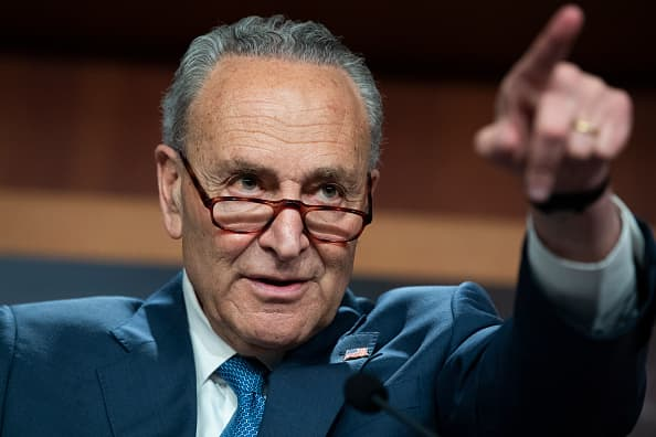Chuck Schumer supports repeal of 2002 Iraq War AUMF