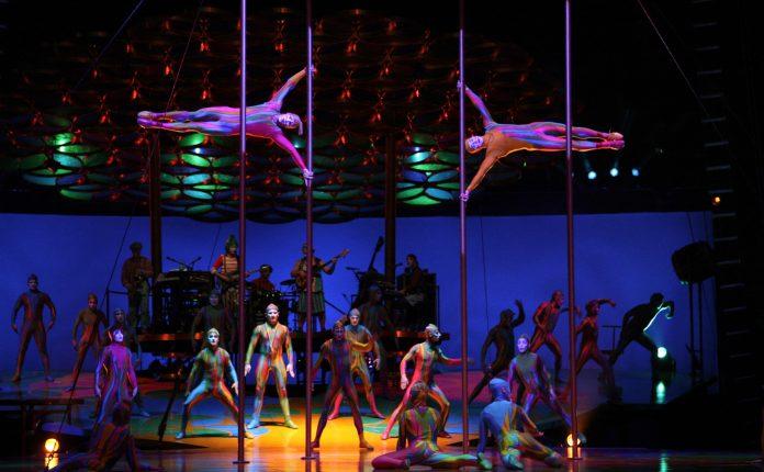 Cirque du Soleil CEO says ticket sales return higher than before Covid