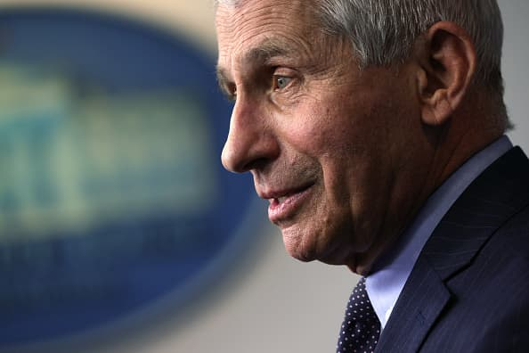 Fauci blasts 'preposterous' Covid conspiracies, accuses his critics of 'attacks on science'