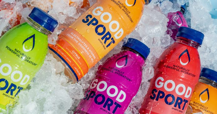 GoodSport CEO tells the story behind new milk-based sports drink