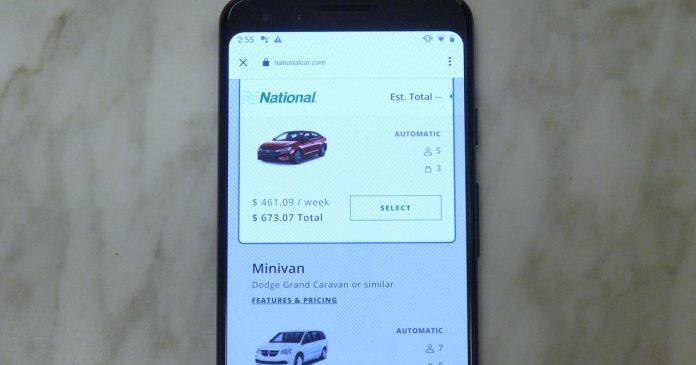 Google Duplex expands beyond phone calls and can book you a rental car - Video