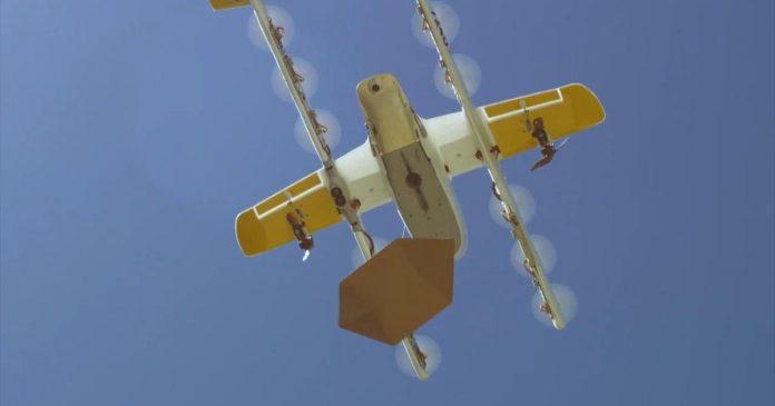 Google delivery drones get go-ahead in Australia - Video