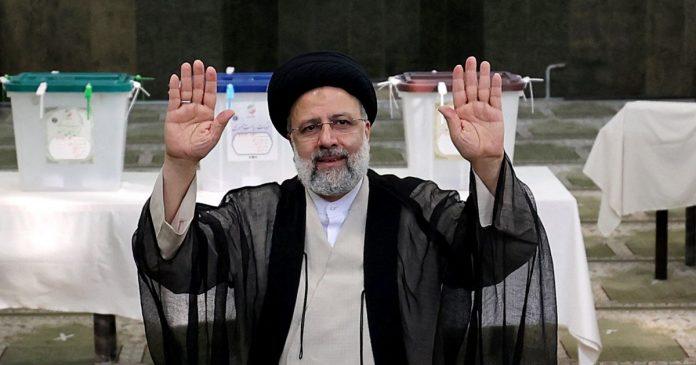 Hard-line judiciary head Raisi wins Iran presidency in low turnout vote