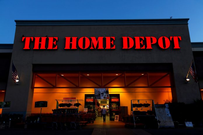 Home Depot contracted its own container ship to avoid shipping delays